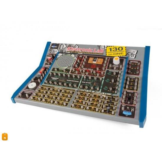 Elektronicke laboratorium 130 zapojení v 1
