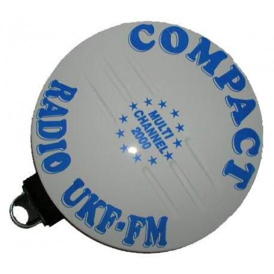 Aktívna FM anténa, vonkajšia