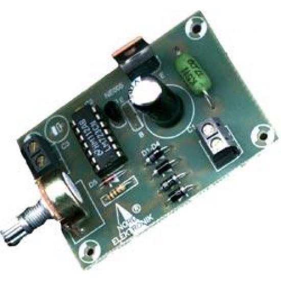 Stavebnica NE005 Zdroj 2-12V/0,5A - univerzálny