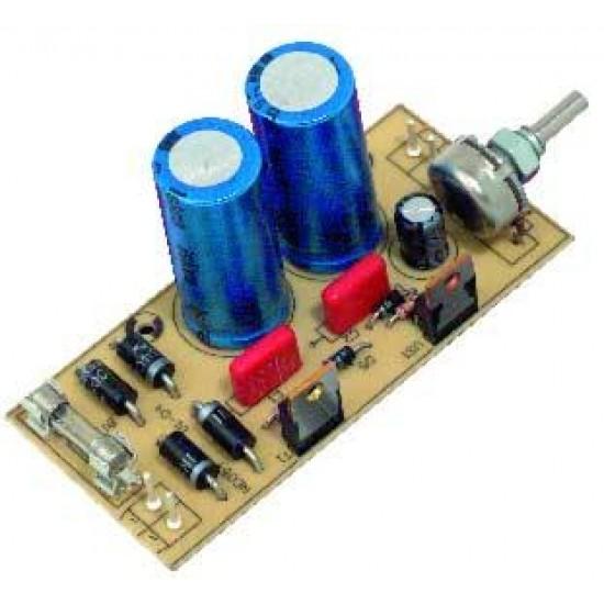 Stavebnica NE054 Zdroj 1,2-24V - regulovateľný