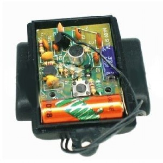 Stavebnica NE081N Mini vysielač VKV - NEW